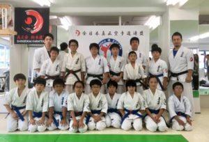 画像:少年上級審査20190728