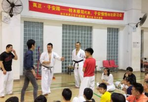 画像:上海セミナー