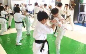 画像:少年上級審査会