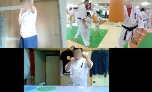 画像:英語で空手体験会Karate Trialcourse in English