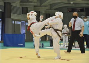 画像:第7回 全関東大会少年部試合写真
