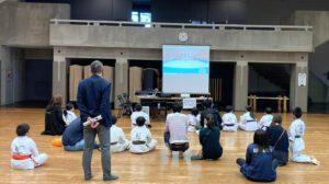 画像:第7回全関東大会 控室配信写真
