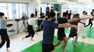 karate in English. 2021.5.